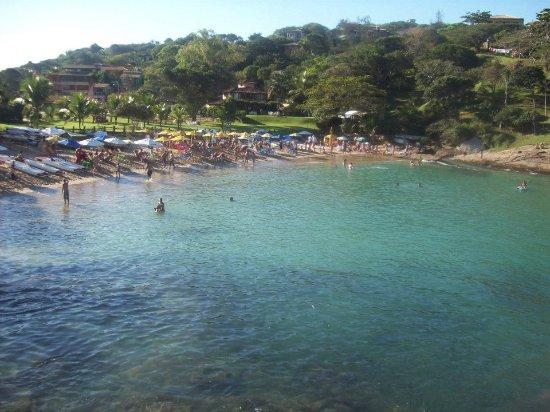 Búzios, RJ: Ferraduriña... Hermosa playa en Buzios 2012