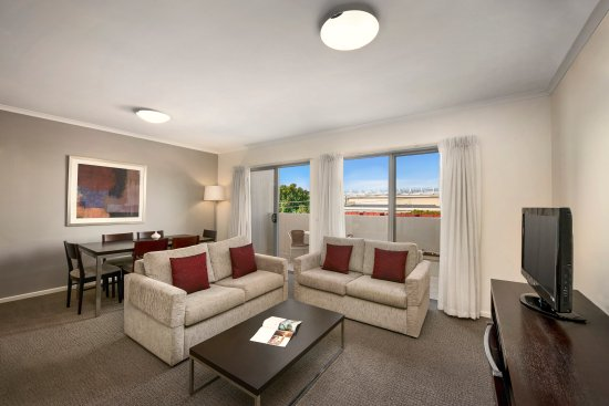 Moonee Ponds, Austrália: 1BRM, 2BRM & 3BRM Living Room