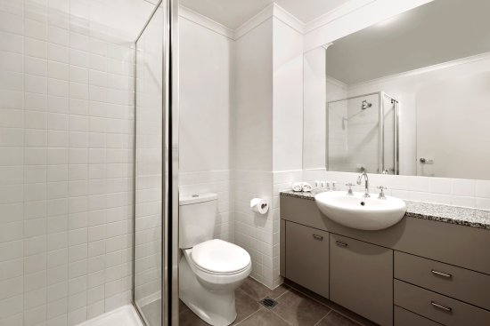 Moonee Ponds, Austrália: Studio Bathroom