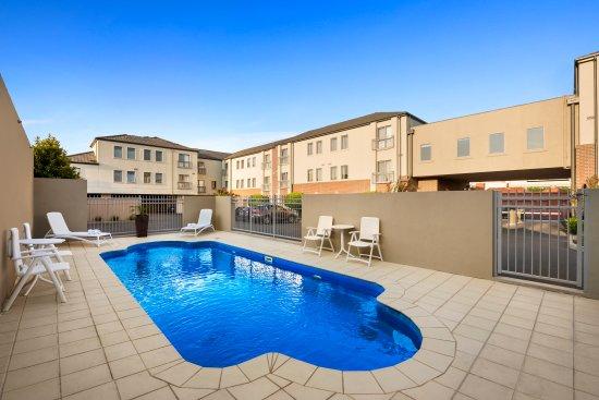 Moonee Ponds, Australia: Pool Area