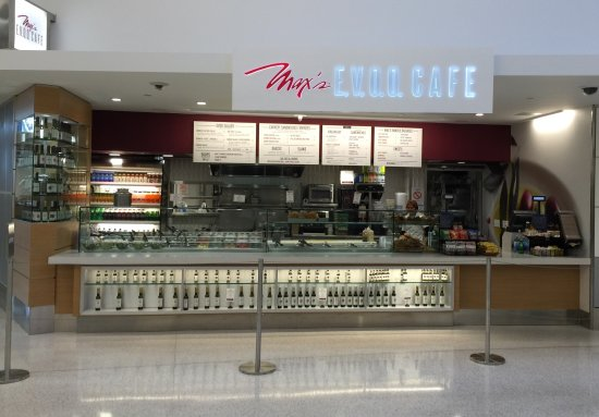 Max's E.V.O.O. Cafe