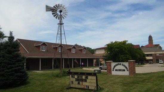 Wahoo, Небраска: Saunders County Museum