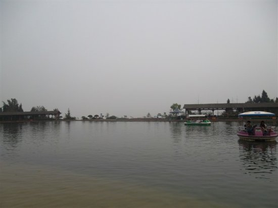Huwurenjiang Tourist Attractions