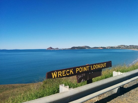 ‪Wreck Point Scenic Lookout‬