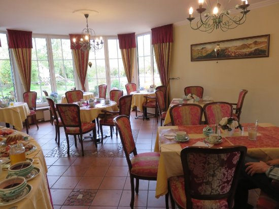 Haus Am Moos: dining roon