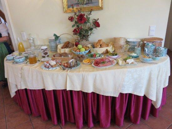 Haus Am Moos: breakfast selection 2