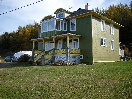 L'Isle-Verte, Καναδάς: ensemble du gîte