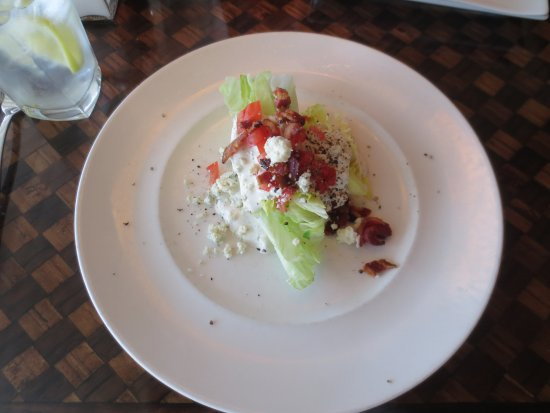 Harvey Cedars, NJ: Wedge Salad