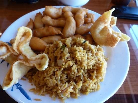 Iuka, MS: Sweet and Sour Chicken