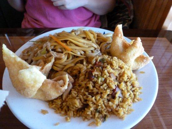 Iuka, MS: Chicken Lo Mein