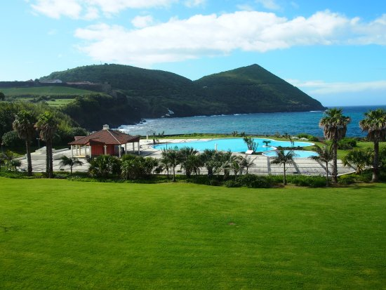 Terceira Mar Hotel: The view from our room