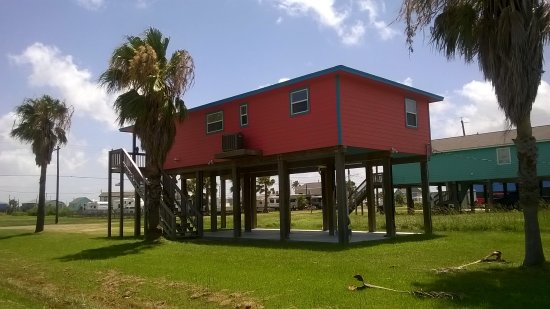 Obraz Galveston Island