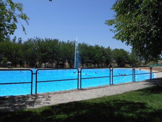Lago artificial de Castillejar
