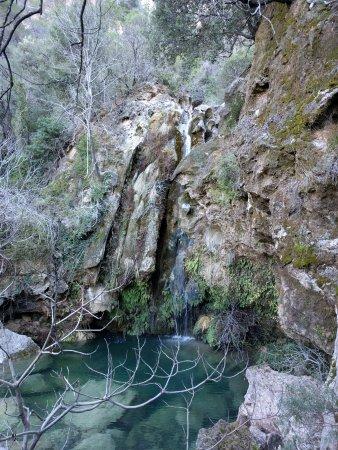 Sendero de La Osera: CASCADA DOS
