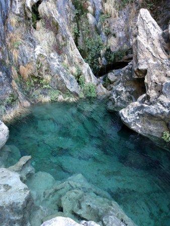 Sendero de La Osera: CASCADA TRES