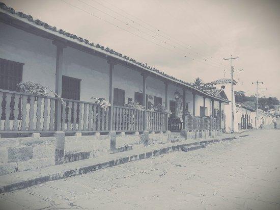 Departamento de Santander, Colombia: Guane Santander Colombia  un pequeño pueblo donde parece que se detuvo el tiempo.