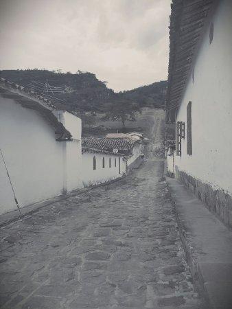 Santander Department, Kolombiya: Guane Santander Colombia  un pequeño pueblo donde parece que se detuvo el tiempo.