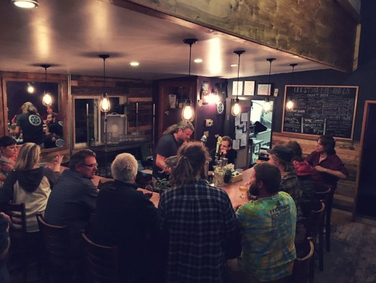 Nightly Bar Top at Crestone Brewing Company