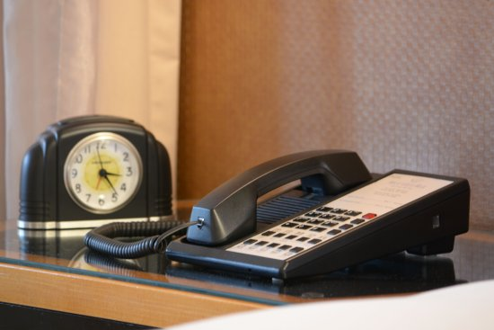 Great Neck, NY: Phone & Clock, Available in all rooms