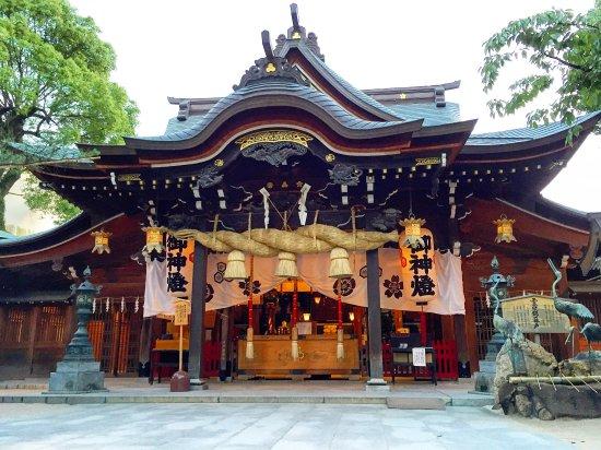 Kuil Kushida