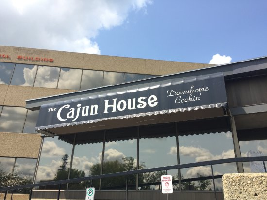 Cajun House Restaurant St Albert Hours