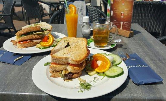 Brielle, เนเธอร์แลนด์: Chez Andre