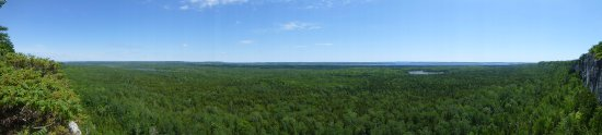 Manitoulin Island, Canadá: East Lookout