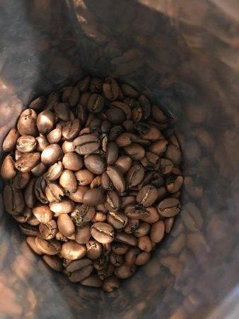 Kealakekua, هاواي: Sad looking beans