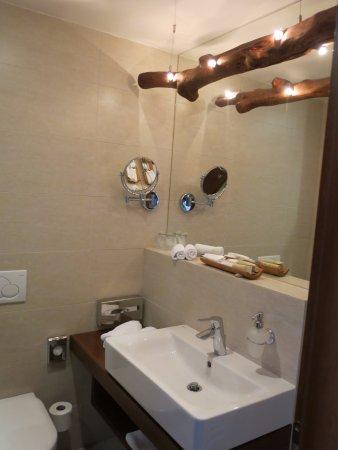 Брезно, Словакия: Koupelna