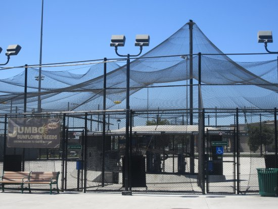 Batting Practice, Big League Dreams, Manteca, Ca