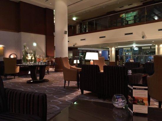 Regent Warsaw Hotel: Réception de l'hôtel