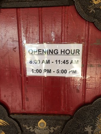 Kopan Monastery: Check the oping Hours