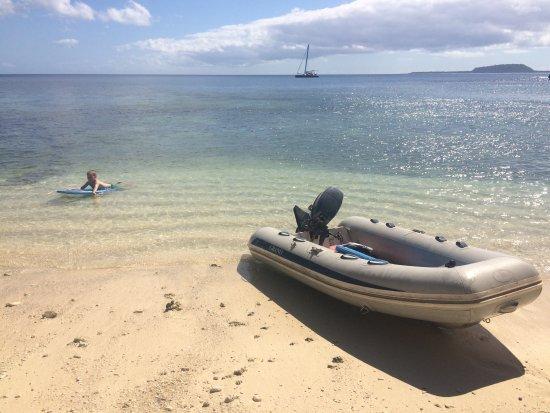 Mele, Vanuatu: Beach time!!