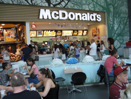 Mcdonalds Grand Mall Varna Izobrazhenie Grand Mall Varna