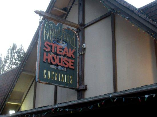 Pollock Pines, كاليفورنيا: Fifty Grand Steakhouse, Pollock Pines, CA