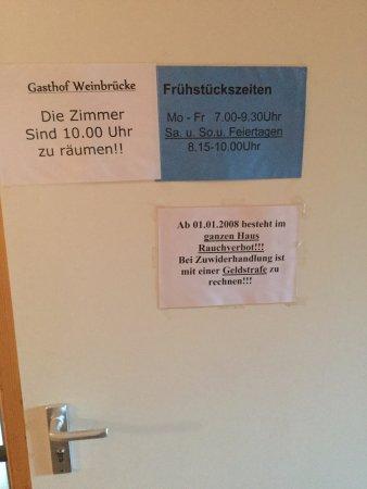 Kulmbach, Germany: Man fühlt sich sehr wohl und als Gast willkommen.
