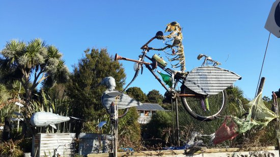 Papatowai, Nieuw-Zeeland: 20160707_114947_large.jpg