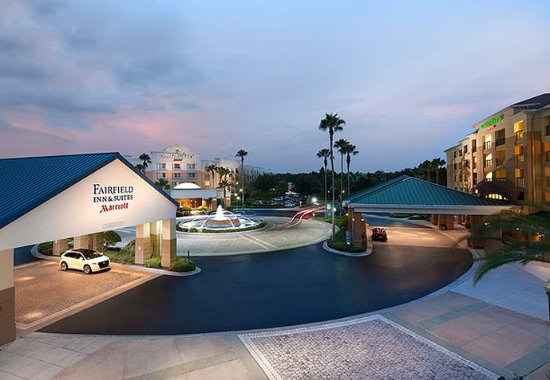 SpringHill Suites Orlando Lake Buena Vista in Marriott Village: Marriott Village