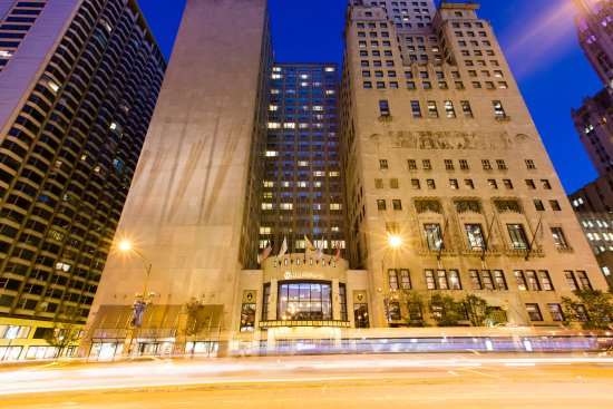 InterContinental Chicago: Hotel Exterior