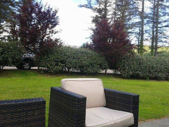 Auchrannie Spa Resort: Outside Bar