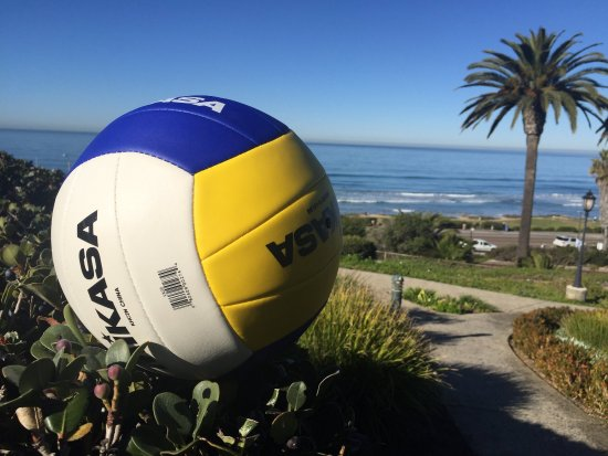 Del Mar, CA: L'Auberge_Volleyball