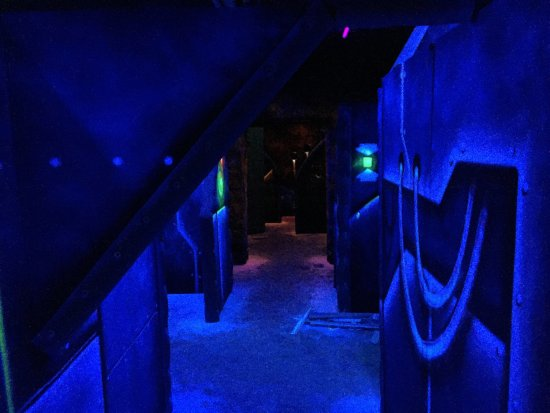 World Of Laser Mannheim