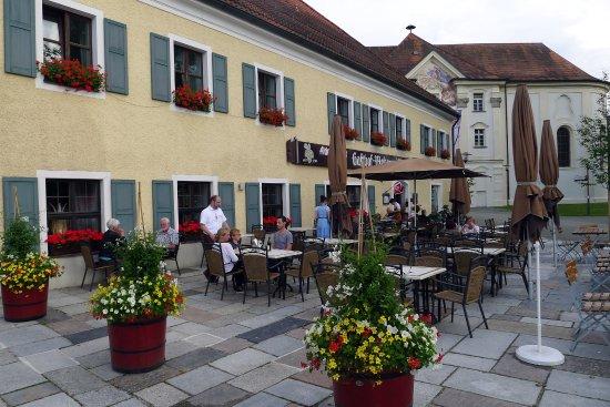 Aldersbach, ألمانيا: Mayerhofer Terras