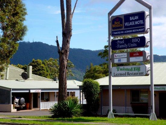BEST WESTERN Balan Village Motel Nowra: Exterior