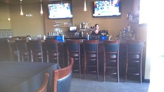 East Amherst, NY: The bar area