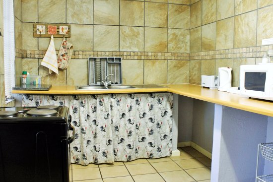 Sabie, Afrika Selatan: Apartment D.  Fully equipped Kitchen