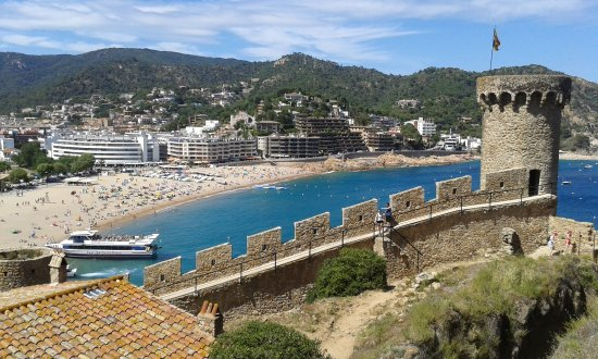 TOSSA CENTER HOTEL (Tossa de Mar, Costa Brava) - All-inclusive ...