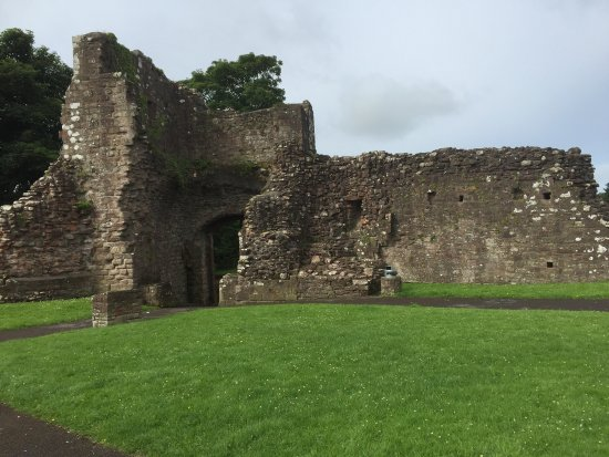 ‪Egremont Castle‬