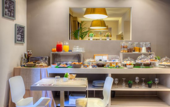 Hotel ares milano italien hotel anmeldelser for Hotel ares milano