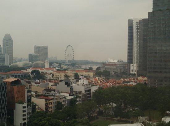 Furama City Centre: Day view